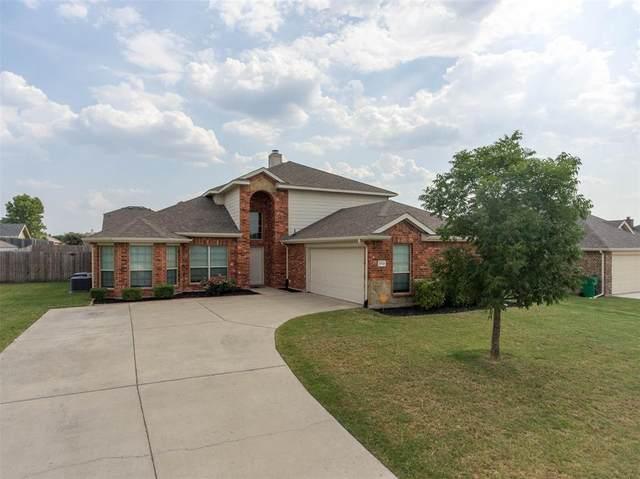 1113 Colony Drive, Greenville, TX 75402 (MLS #14534664) :: Team Hodnett