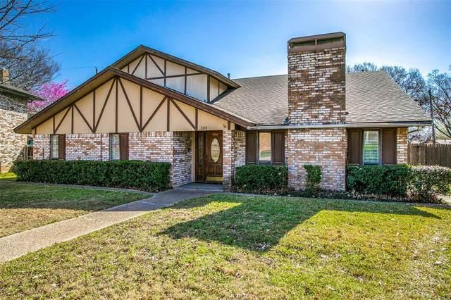 300 Casa Grande Court, Irving, TX 75061 (MLS #14534716) :: Team Hodnett
