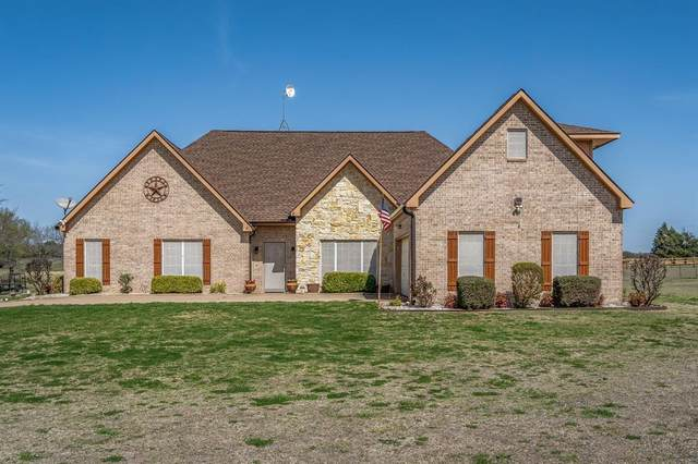 1282 County Road 4106, Kaufman, TX 75142 (MLS #14534725) :: The Chad Smith Team