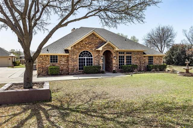 128 Berry Drive, Haslet, TX 76052 (MLS #14534762) :: Team Hodnett