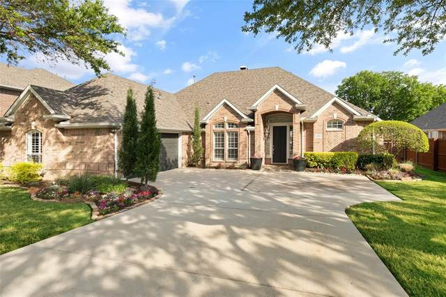 4033 Heron Cove Lane, The Colony, TX 75056 (MLS #14534833) :: The Mauelshagen Group