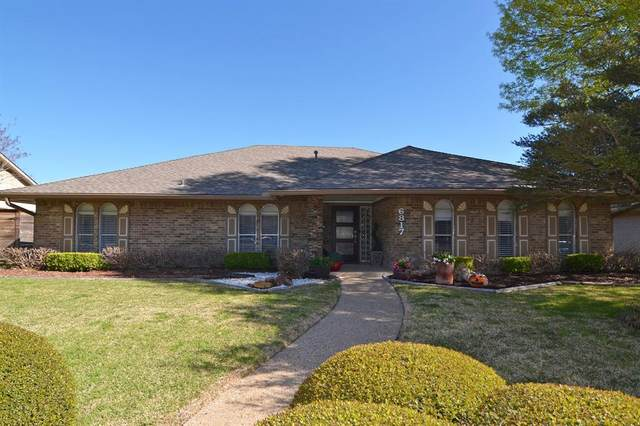 6817 Southpoint Drive, Dallas, TX 75248 (MLS #14534861) :: The Mauelshagen Group