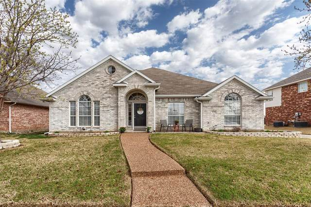 1531 Appalachian Drive, Allen, TX 75002 (MLS #14534906) :: The Good Home Team