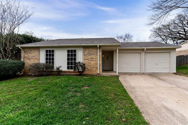 5614 Sarasota Drive, Arlington, TX 76017 (MLS #14534965) :: The Mauelshagen Group