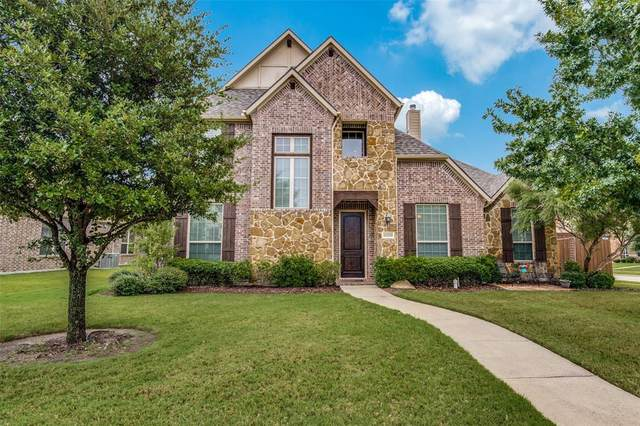 12350 Flowering Drive, Frisco, TX 75035 (MLS #14534970) :: The Chad Smith Team