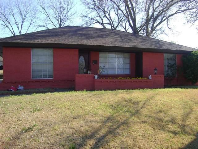 7821 Davenport Avenue, Fort Worth, TX 76116 (MLS #14534971) :: The Tierny Jordan Network