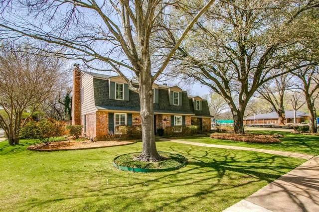 301 Fall Creek Drive, Richardson, TX 75080 (MLS #14534989) :: Wood Real Estate Group