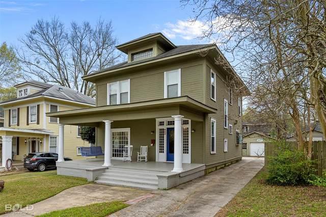 825 Wilkinson Street, Shreveport, LA 71104 (MLS #14535018) :: Real Estate By Design