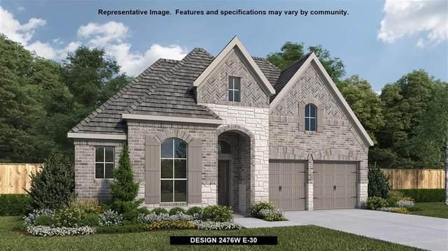 2808 Eccleston Street, Celina, TX 75009 (MLS #14535043) :: Wood Real Estate Group