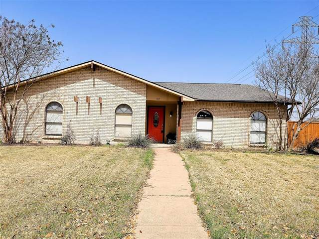 1607 Meadowgate Drive, Richardson, TX 75081 (MLS #14535073) :: The Chad Smith Team