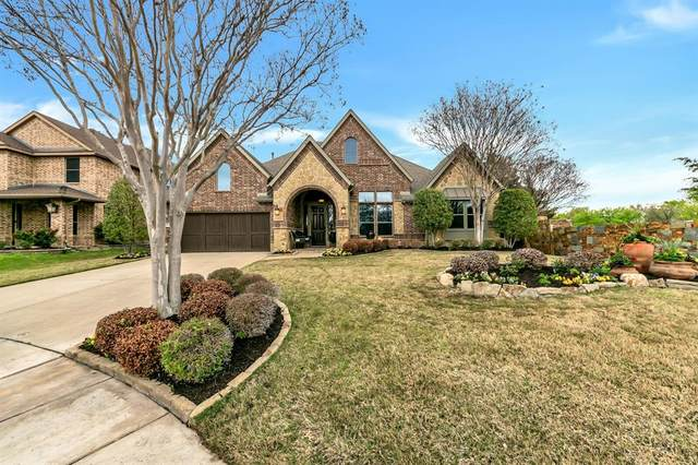 9428 Tindall Drive, Fort Worth, TX 76244 (MLS #14535145) :: The Chad Smith Team