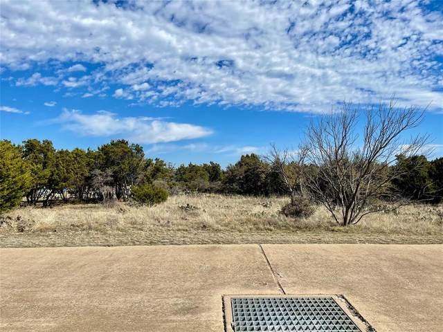 LOT54 Shoal Creek Circle, Possum Kingdom Lake, TX 76449 (MLS #14535159) :: Real Estate By Design