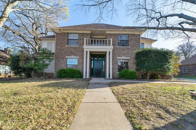 1314 Winston Drive, Corinth, TX 76210 (MLS #14535166) :: The Chad Smith Team