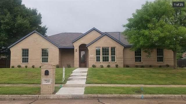 7210 Lynn Drive, Rowlett, TX 75088 (MLS #14535177) :: Wood Real Estate Group