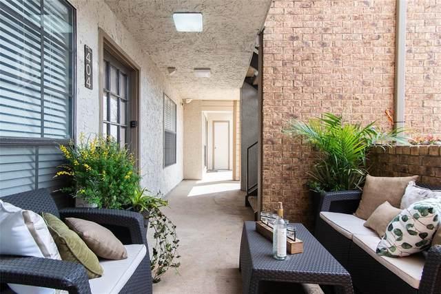 6108 Abrams Road #404, Dallas, TX 75231 (MLS #14535223) :: Real Estate By Design