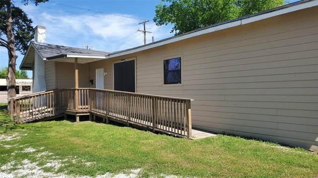 816 E Milam Street, Mexia, TX 76667 (MLS #14535276) :: Team Hodnett
