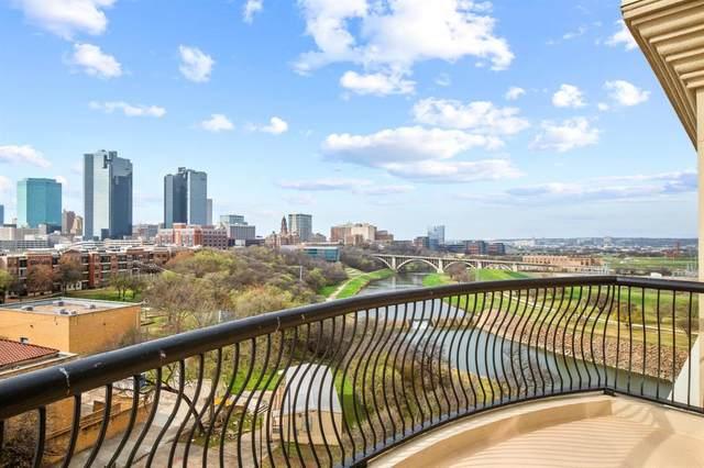 501 Samuels Avenue #610, Fort Worth, TX 76102 (MLS #14535461) :: Real Estate By Design