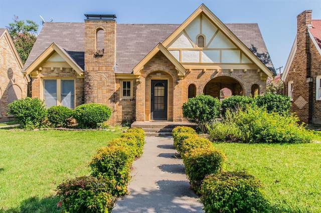 3333 Park Ridge Boulevard, Fort Worth, TX 76109 (MLS #14535482) :: The Chad Smith Team