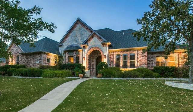 703 Starlight Pass, Heath, TX 75032 (MLS #14535498) :: Results Property Group