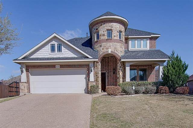 4209 Spring Lake Parkway, Mansfield, TX 76063 (MLS #14535519) :: The Chad Smith Team