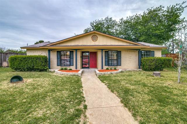 1605 Mosswood Circle, Garland, TX 75042 (MLS #14535605) :: Wood Real Estate Group