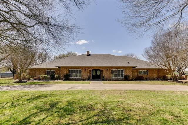 1801 S Westmoreland Road, Glenn Heights, TX 75154 (MLS #14535610) :: Real Estate By Design