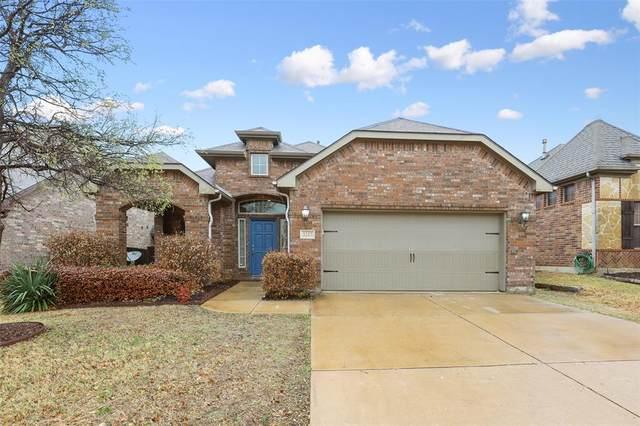 3217 Gidran Drive, Fort Worth, TX 76244 (MLS #14535641) :: The Chad Smith Team