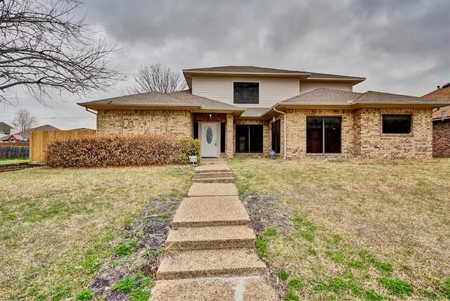7105 Alissa Drive, Rowlett, TX 75089 (MLS #14535649) :: Team Hodnett