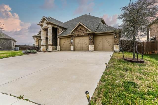 301 Valentino Way, Grand Prairie, TX 75052 (MLS #14535781) :: VIVO Realty