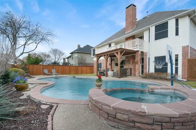 2106 Rock Wood Lane, Mckinney, TX 75072 (MLS #14535821) :: The Chad Smith Team