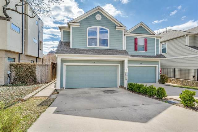 2338 Throckmorton Street, Dallas, TX 75219 (MLS #14535860) :: Premier Properties Group of Keller Williams Realty