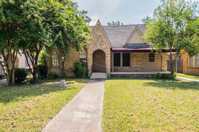 3329 Park Ridge Boulevard, Fort Worth, TX 76109 (MLS #14535894) :: The Chad Smith Team