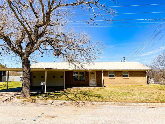 404 Gallia Street, Bowie, TX 76230 (MLS #14535901) :: Hargrove Realty Group