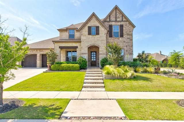 204 Creekview Terrace, Aledo, TX 76008 (MLS #14535966) :: Team Hodnett