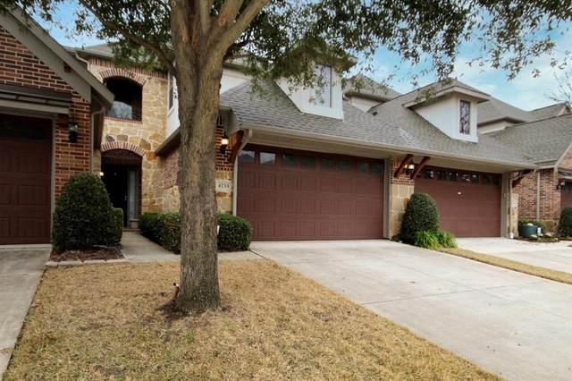 4733 Durham Drive, Plano, TX 75093 (MLS #14535978) :: The Hornburg Real Estate Group