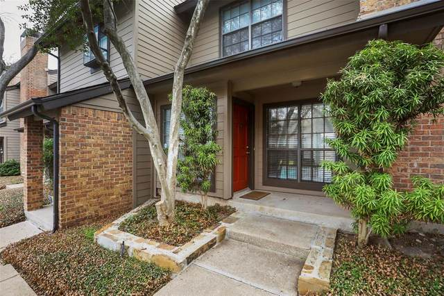 9910 Royal Lane #706, Dallas, TX 75231 (MLS #14535993) :: The Rhodes Team