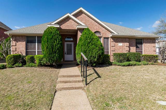 1357 Wentworth Drive, Lewisville, TX 75067 (MLS #14536005) :: The Chad Smith Team