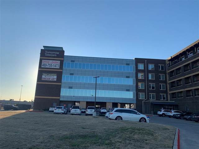 1220 W Trinity Mills Road #3010, Carrollton, TX 75006 (MLS #14536033) :: Front Real Estate Co.