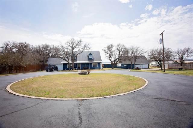 1115 Eastside Lake Rd, Graham, TX 76450 (MLS #14536042) :: The Chad Smith Team