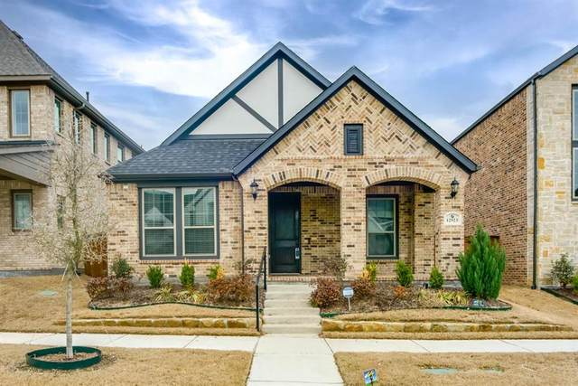 12923 Yale Court, Frisco, TX 75035 (MLS #14536071) :: Team Hodnett