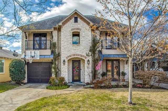 5332 Miller Avenue, Dallas, TX 75206 (MLS #14536072) :: Wood Real Estate Group