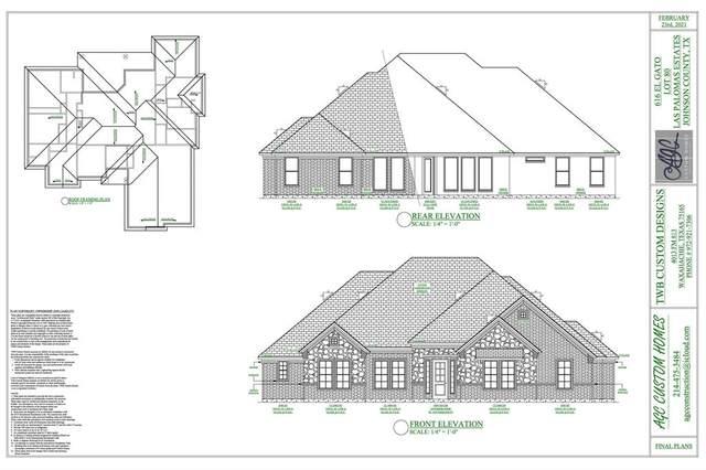 616 El Gato Drive, Godley, TX 76044 (MLS #14536103) :: Real Estate By Design