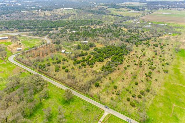 201 Ox Mill Creek Road, Weatherford, TX 76087 (MLS #14536231) :: The Chad Smith Team