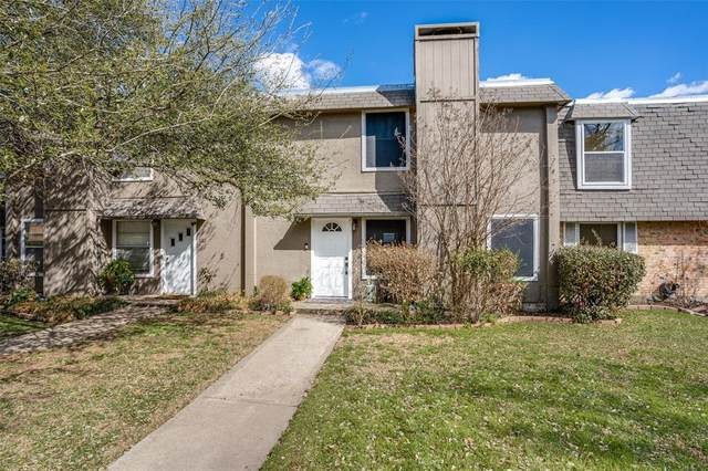 13340 Kit Lane B11, Dallas, TX 75240 (MLS #14536234) :: Potts Realty Group