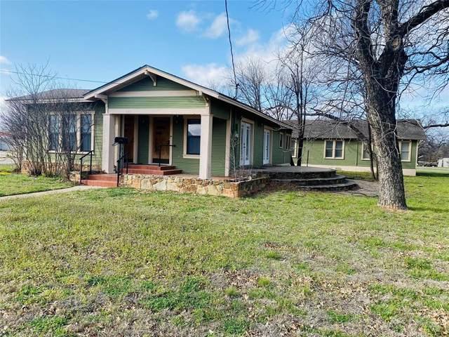 310 E Main Street, Eastland, TX 76448 (MLS #14536237) :: Robbins Real Estate Group