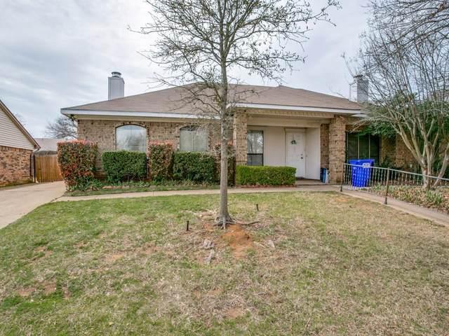 2909 Post Oak Drive, Euless, TX 76039 (MLS #14536282) :: DFW Select Realty