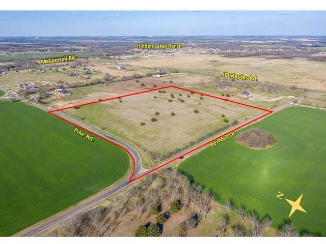 0000 Pike & Kerfoot Drive, Gunter, TX 75058 (MLS #14536318) :: Trinity Premier Properties