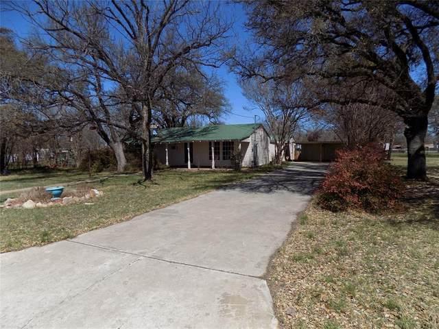 3608 3rd Street, Brownwood, TX 76801 (MLS #14536323) :: The Russell-Rose Team