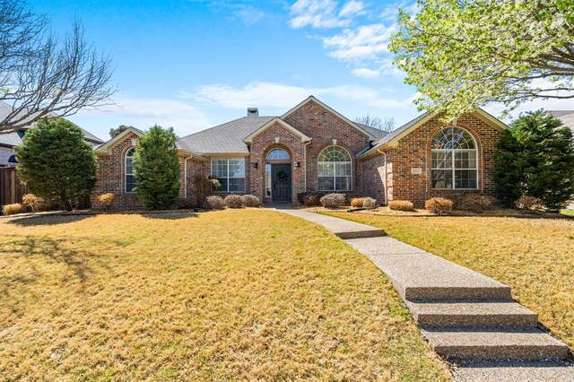8215 Brown Stone Lane, Frisco, TX 75033 (MLS #14536325) :: The Chad Smith Team