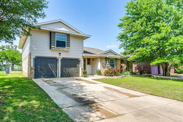 1317 Nicole Way, Fort Worth, TX 76028 (#14536334) :: Homes By Lainie Real Estate Group